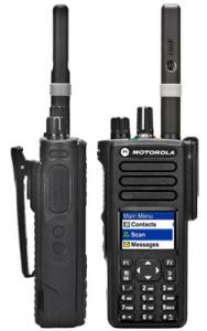 Motorola XPR7550 Digital Portable Radio