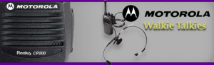 Motorola Two Way Radio Banner 2