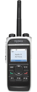 Hytera PD 662 Digital Portable Radio