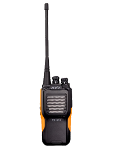 Hytera TC 610 Portable Analog Radio